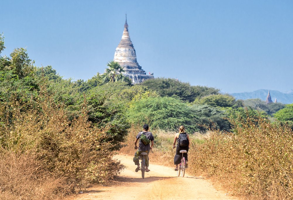Cycling in Shan State - 5 Days