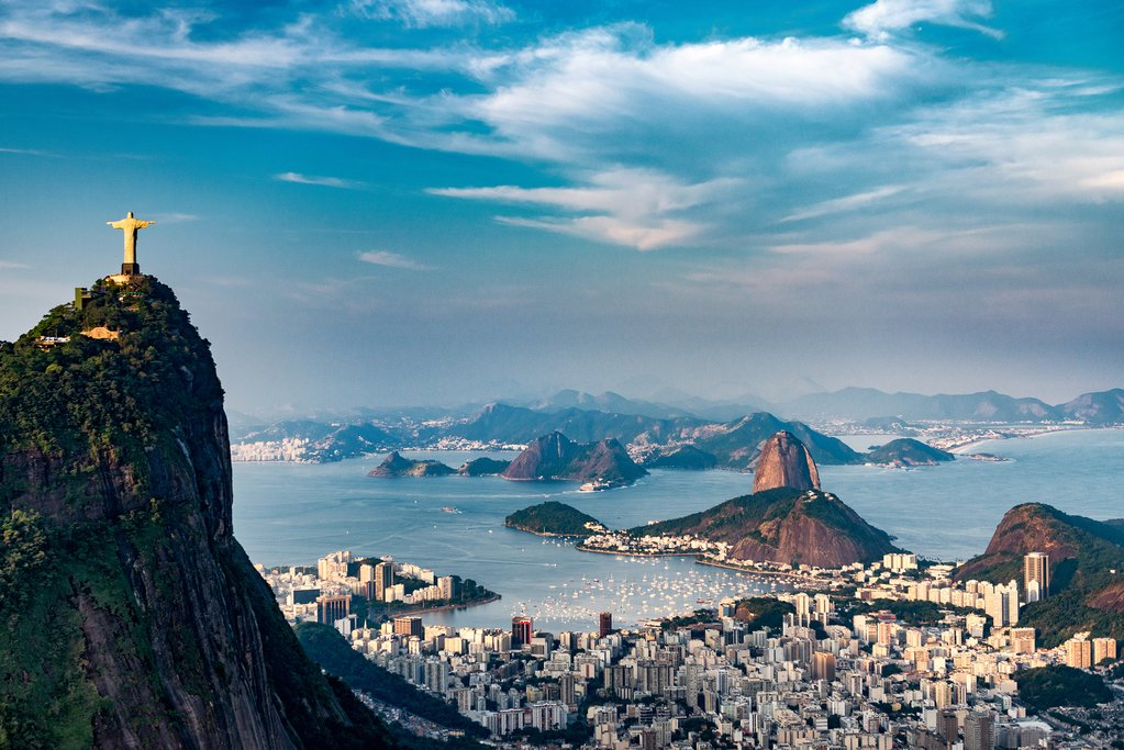 Christ the Redeemer and Sugarloaf Mountain, Rio