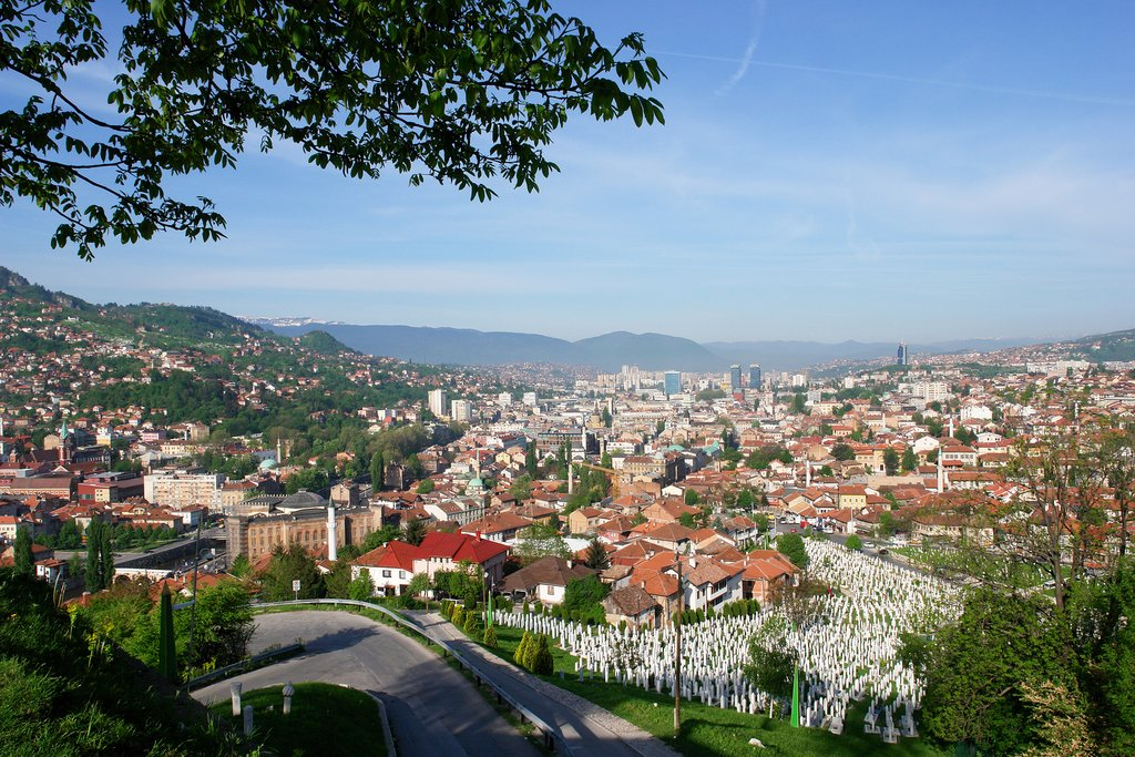 Discover Sarajevo at your own pace and on a guided tour
