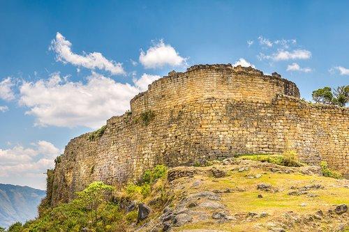 Citadel of Kuelap, Amazonas region