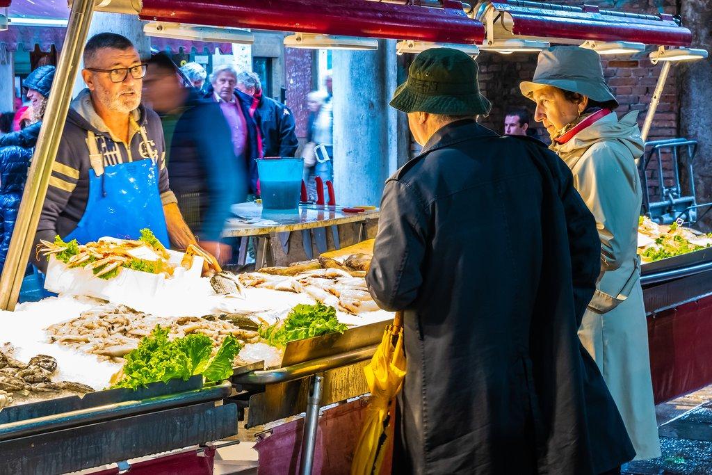 Veneto Food Market