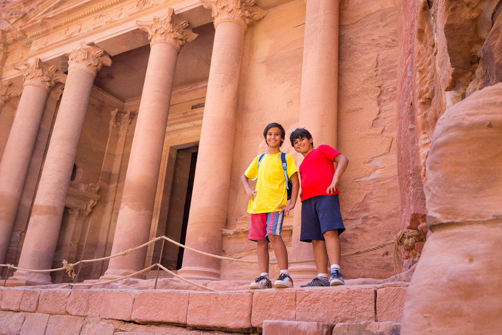 Family Travel in Jordan: From North to South, Something for Everyone