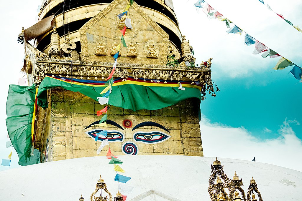 Nepal in July