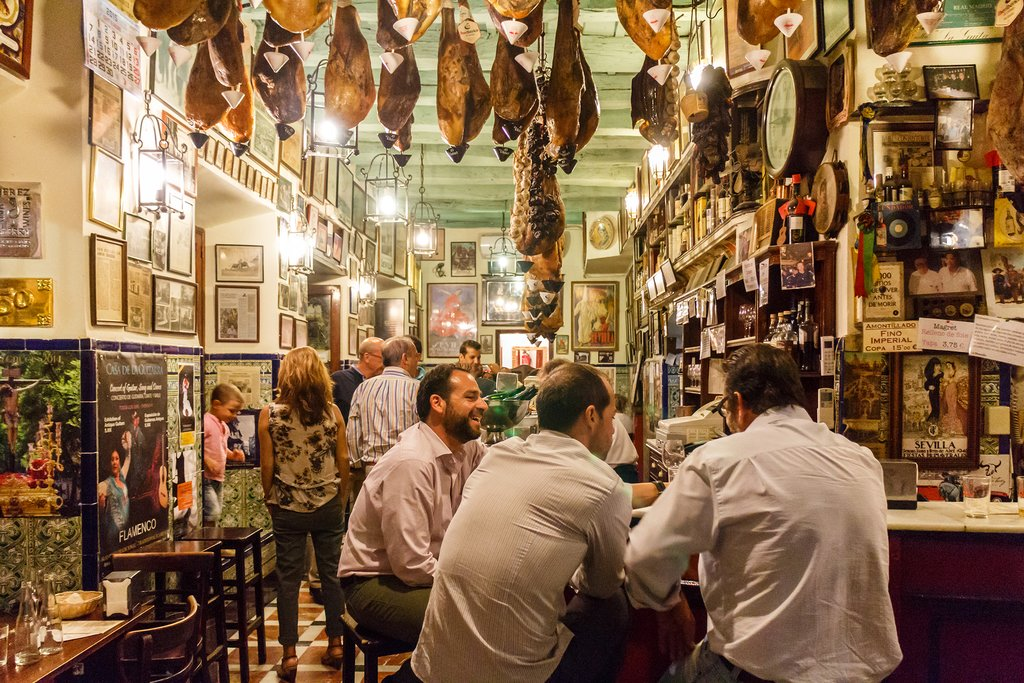 Taste your way through a culinary tour of Spain