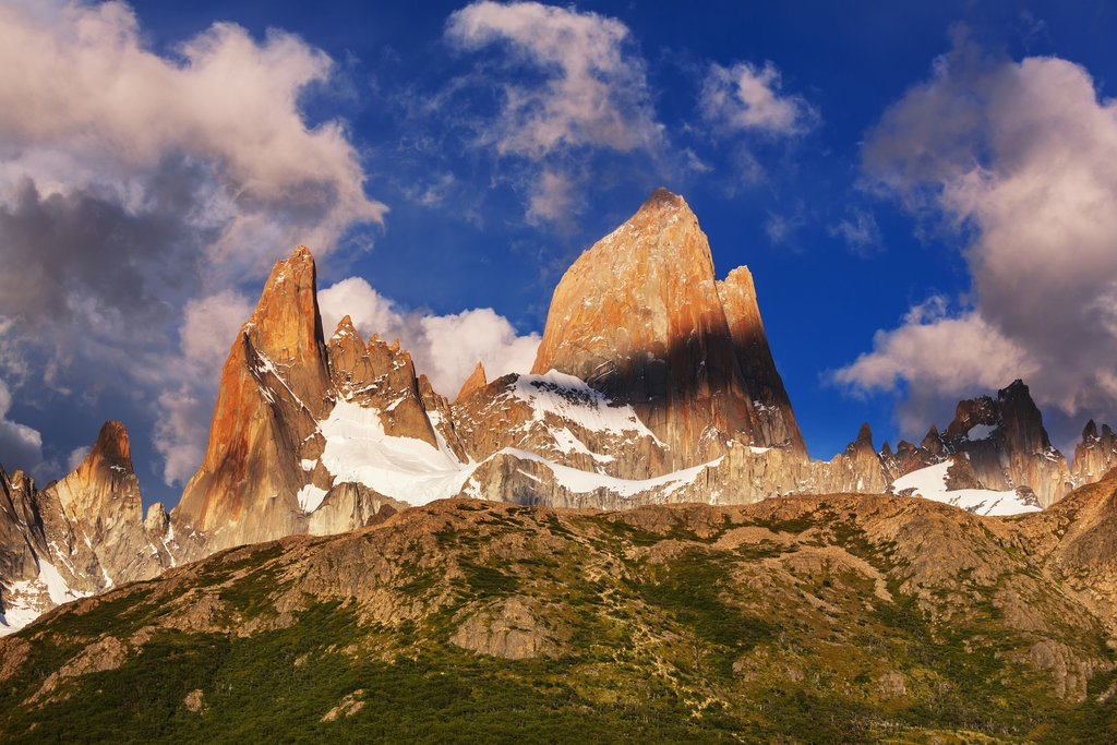Mt. Fitz Roy near El Chalten