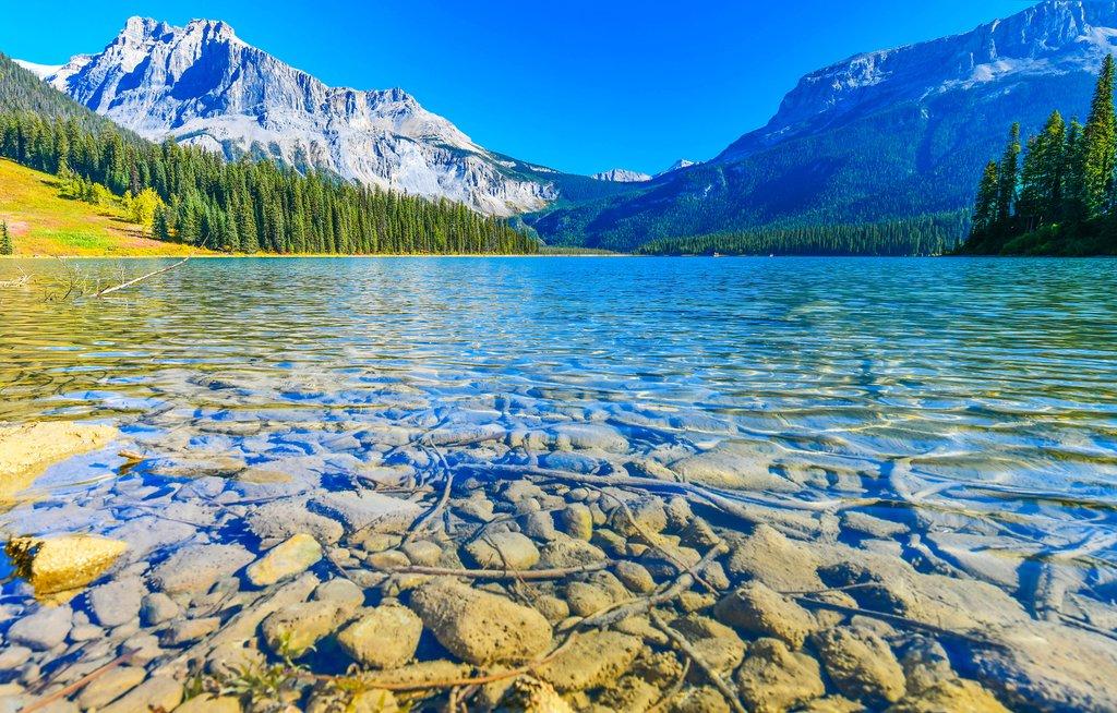 Emerald Lake, Yoho National Park