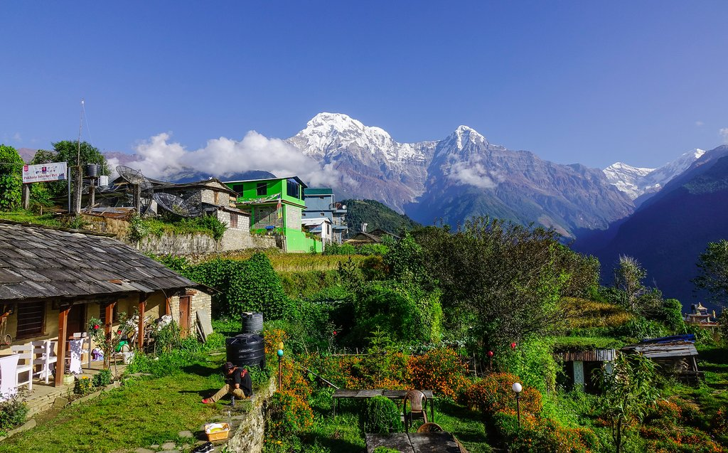 Traveler Interview: Kid-Friendly Trek in Nepal