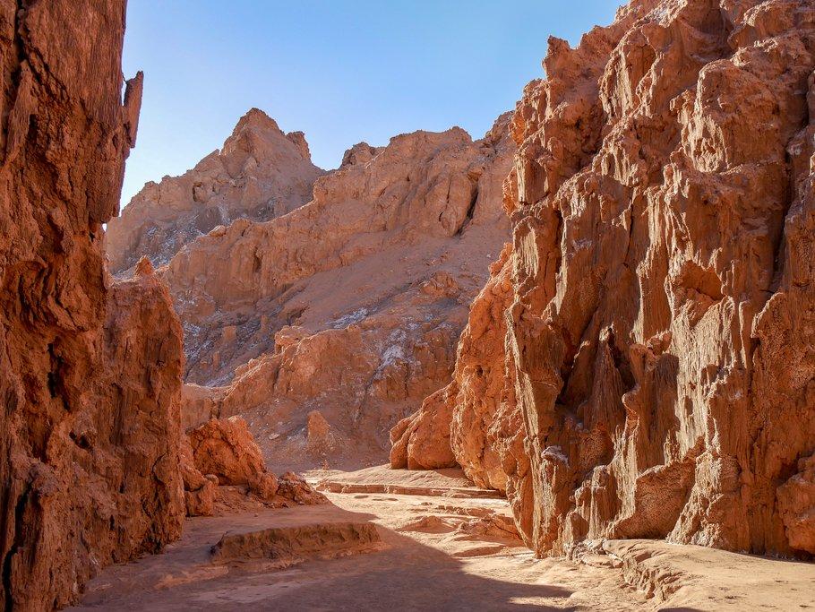 The Moon Valley, Atacama Desert
