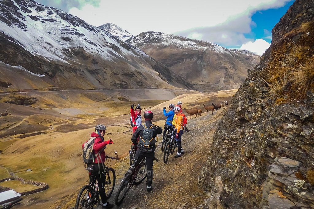 Explore the Sacred Valley on Two Wheels