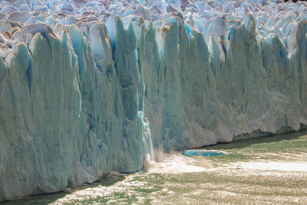 See glaciers up-close on a Patagonia tour