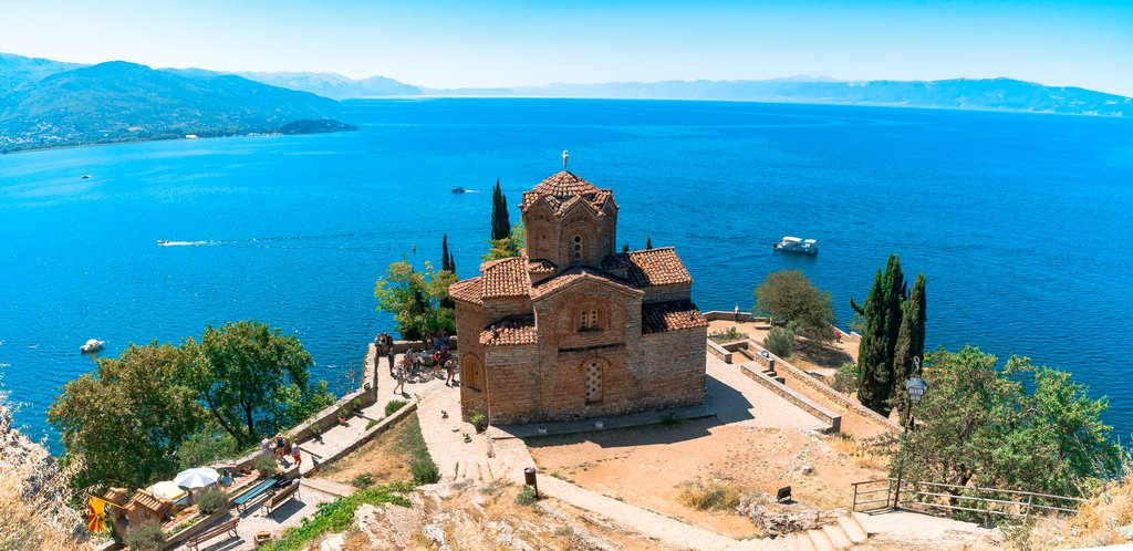 St. John's Church, Ohrid