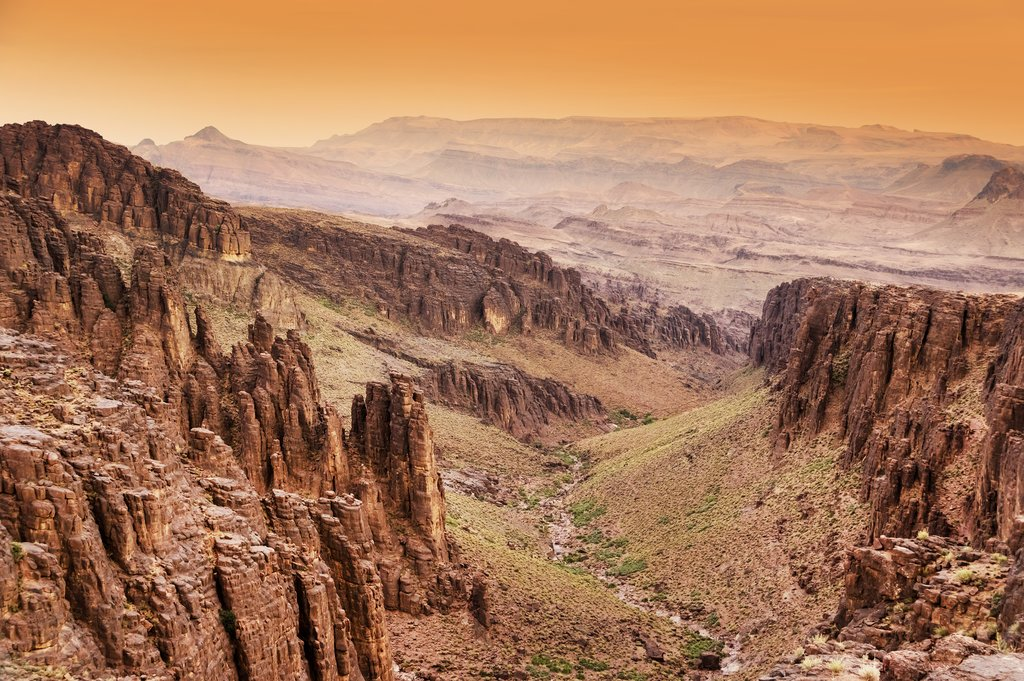Trek through Morocco's Mountains