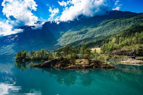 Stunning Geirangerfjord