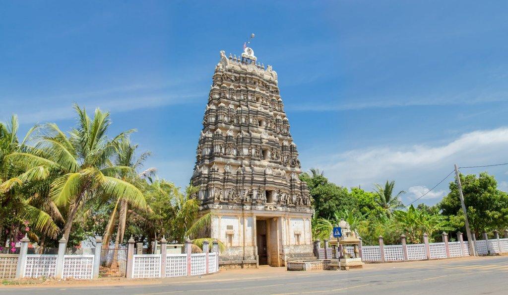 A Hindu temple in Jaffna, Sri Lanka (Photo courtesy of Pexels)