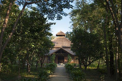 Tiger Tops Karnali Lodge in Bardia National Park