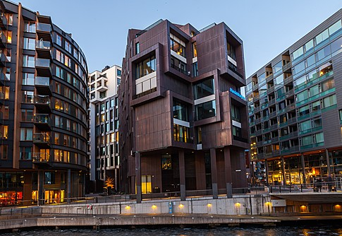 Many of Oslo's hotels are ultra-modern