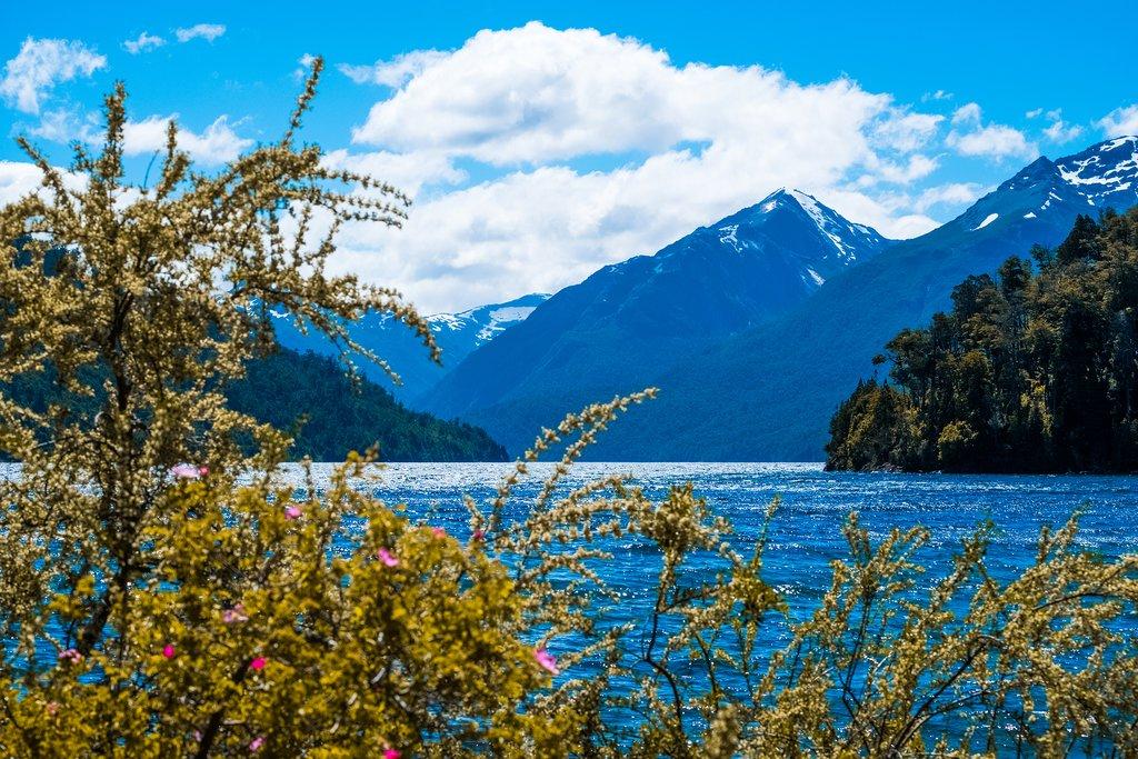 Nahuei Huapi Lake near Bariloche