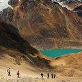Cordillera Huayhuash - 9 Days