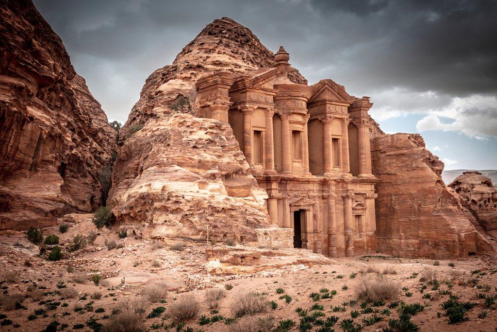 Jordan - Petra - The Monastery