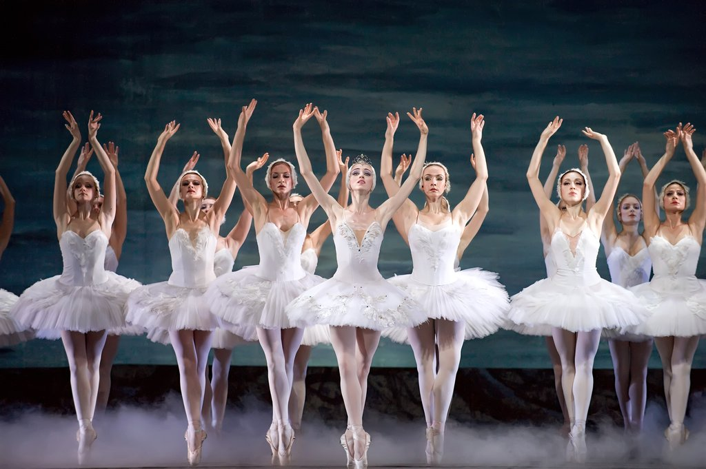 Russian ballet performing The Nutcracker
