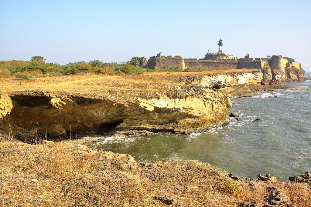Fort on Diu Island