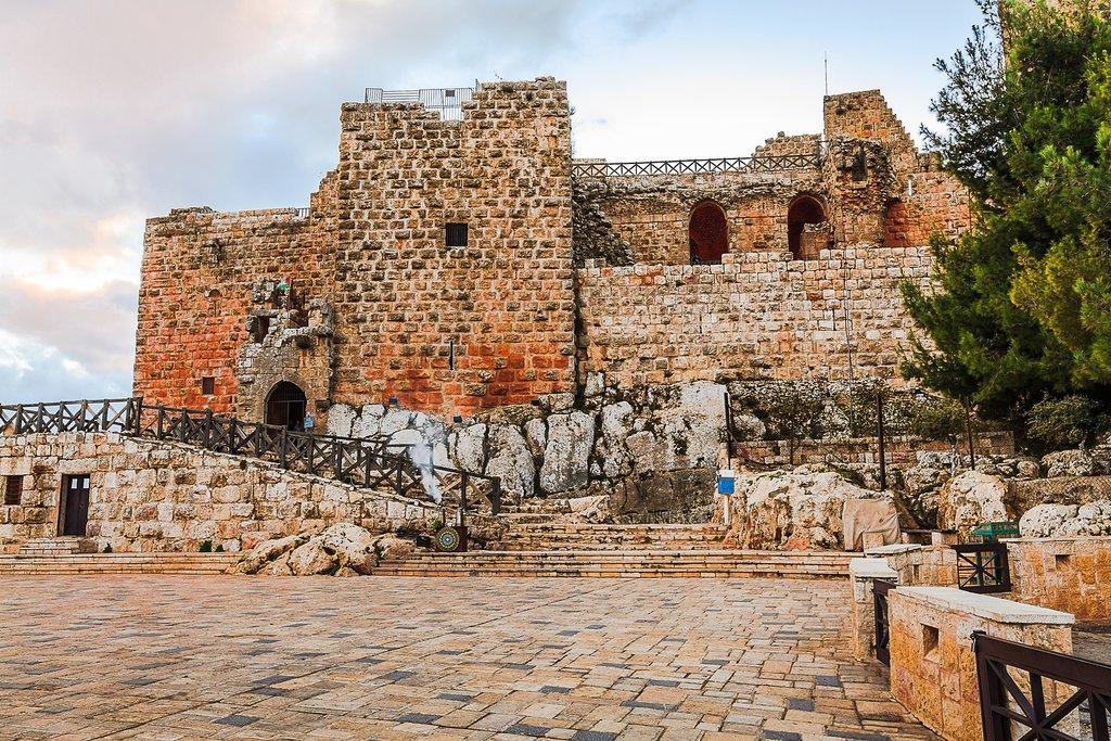 Aljoun Fortress, Aljoun, Jordan