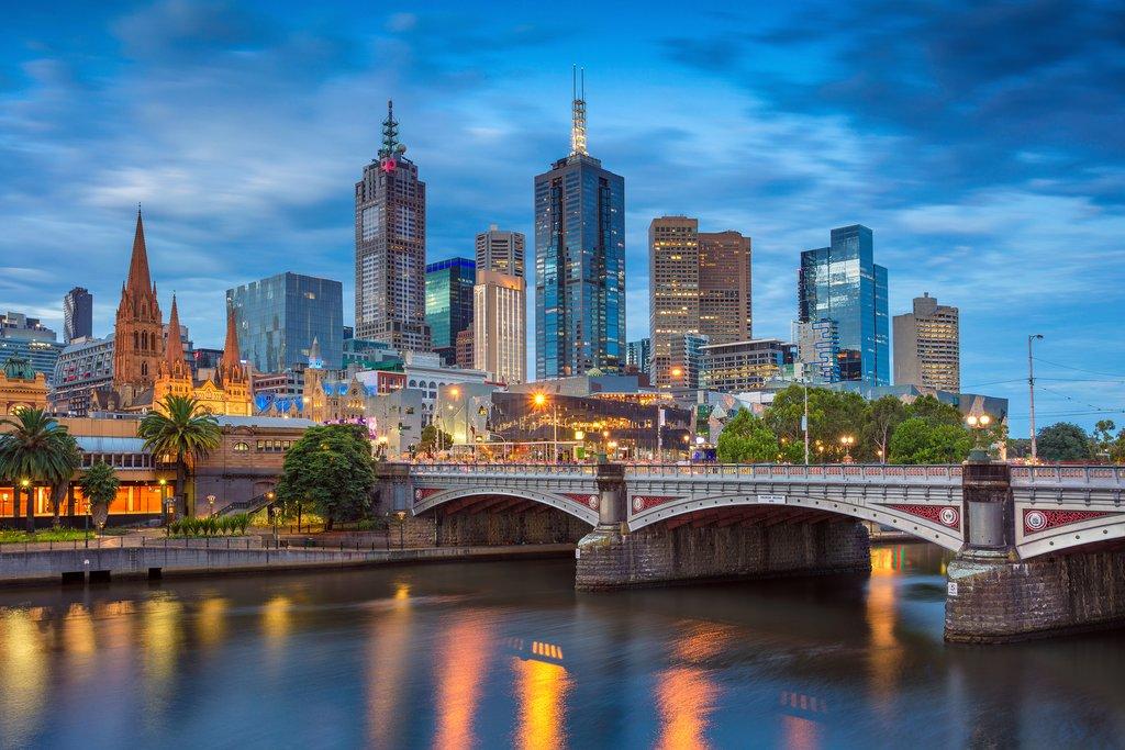 Farewell, Melbourne!