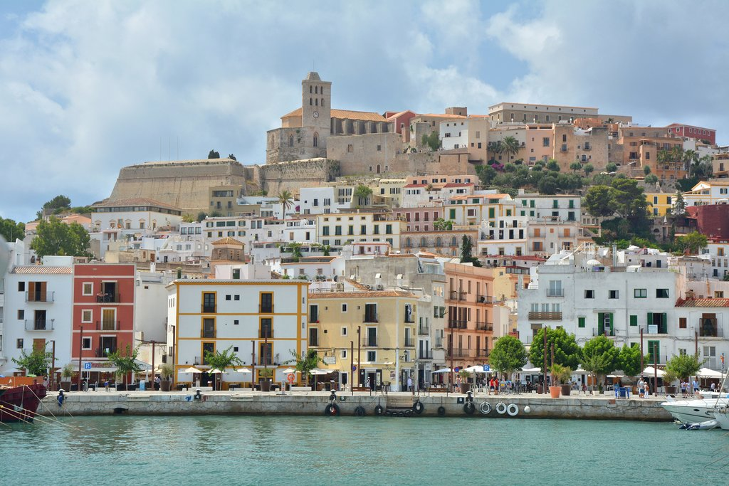 How to Get from Barcelona to Ibiza Town