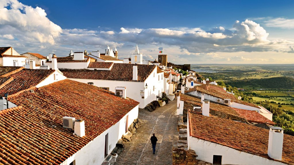 Take a walk through the historic village of Monsaraz