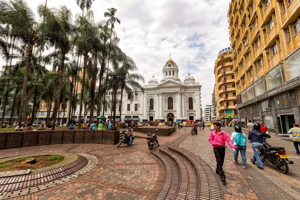 How to Get from Popayán to Cali