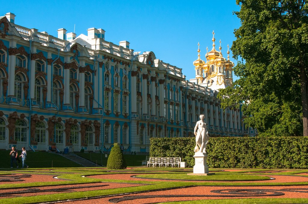 The Catherine's Palace