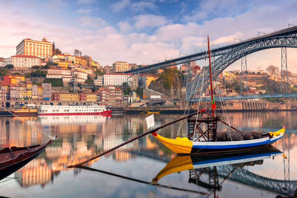 Views of Porto's Waterfront