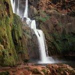Waterfalls near Marakech