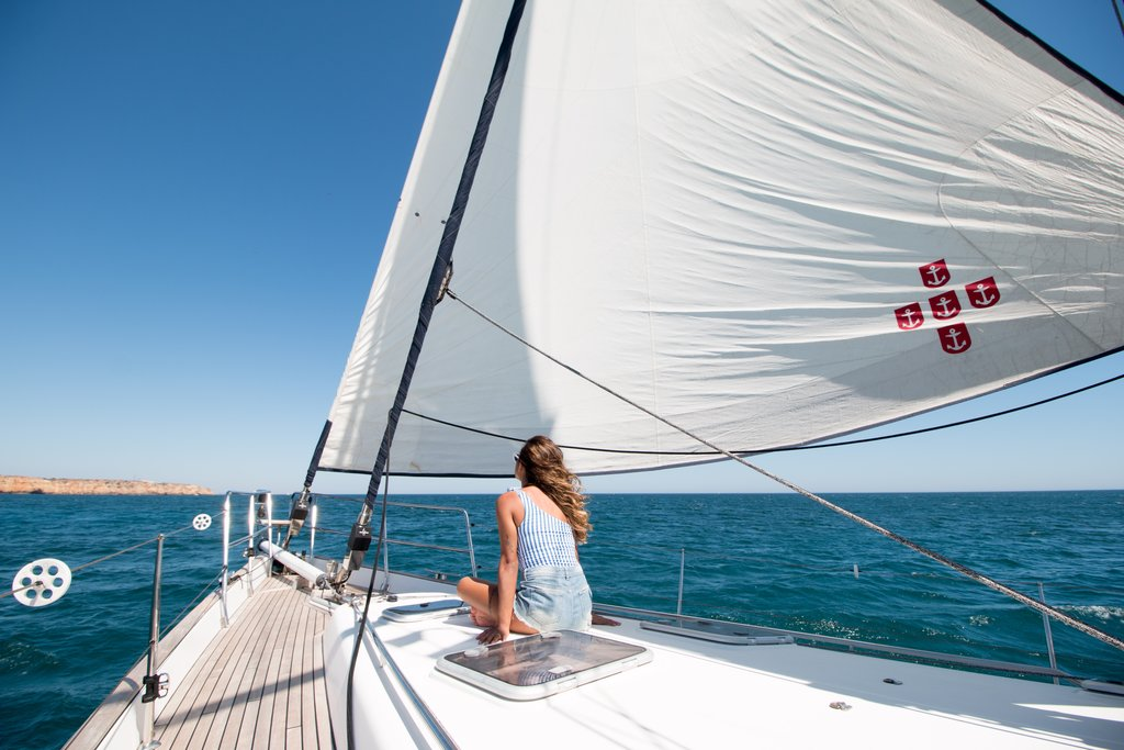 Sailing adventure to Sagres
