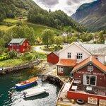 Explore the Fjordside Village of Undredal