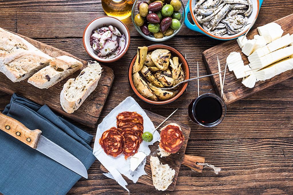 Enjoy Pintxos and Tapas in San Sebastian
