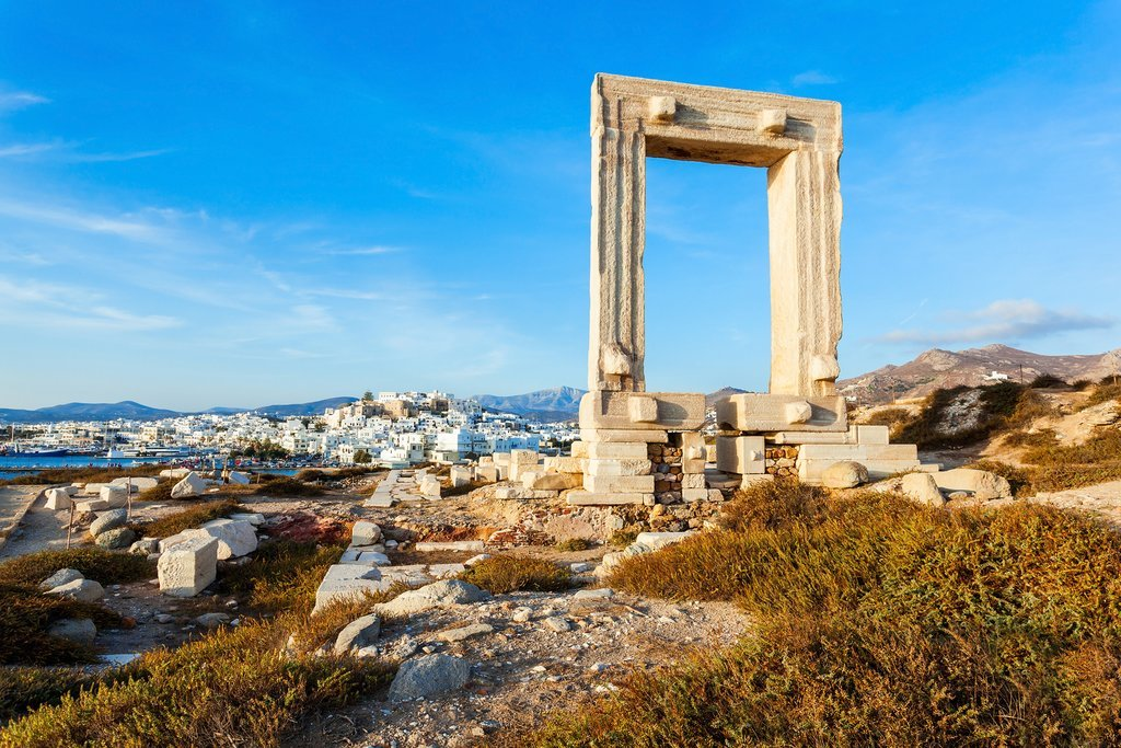 How to Get from Mykonos to Naxos