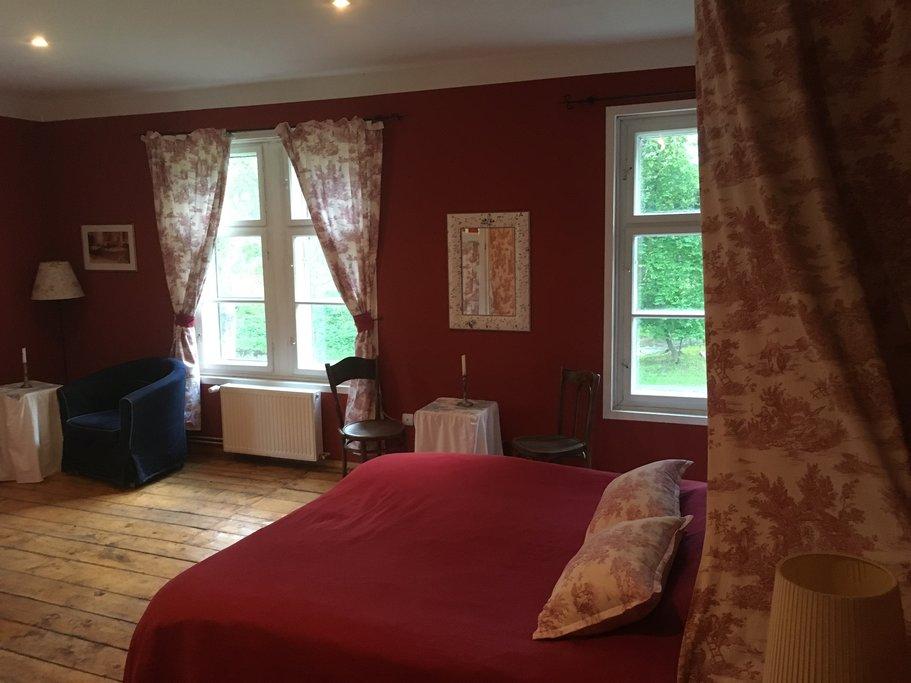 Room in the Zabola Estate