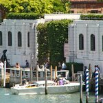 Peggy Guggenheim Museum in Venice - photo from G.Lanting