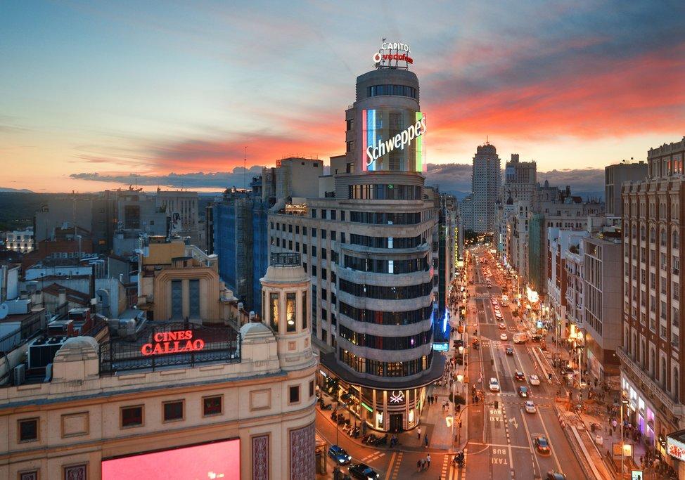 Goodbye, Spain