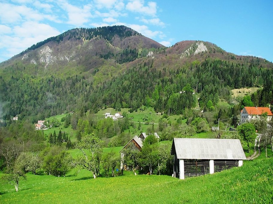 How to Get from Bohinj to Cerkno