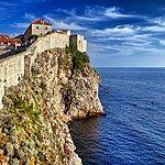 Dubrovnik's old city walls