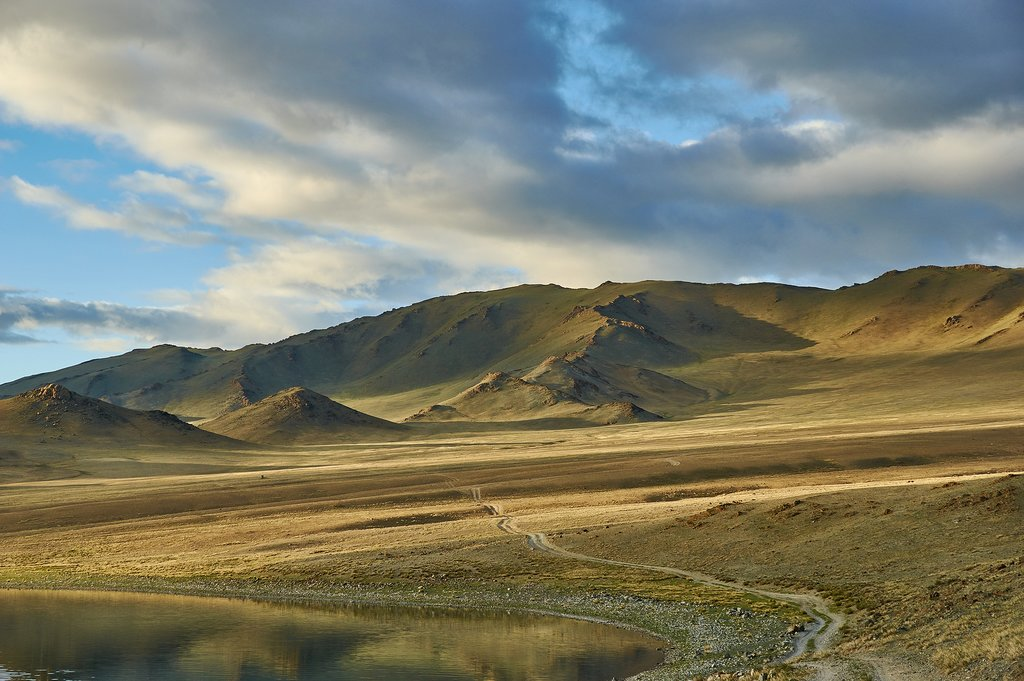 Mountains of Mongolia