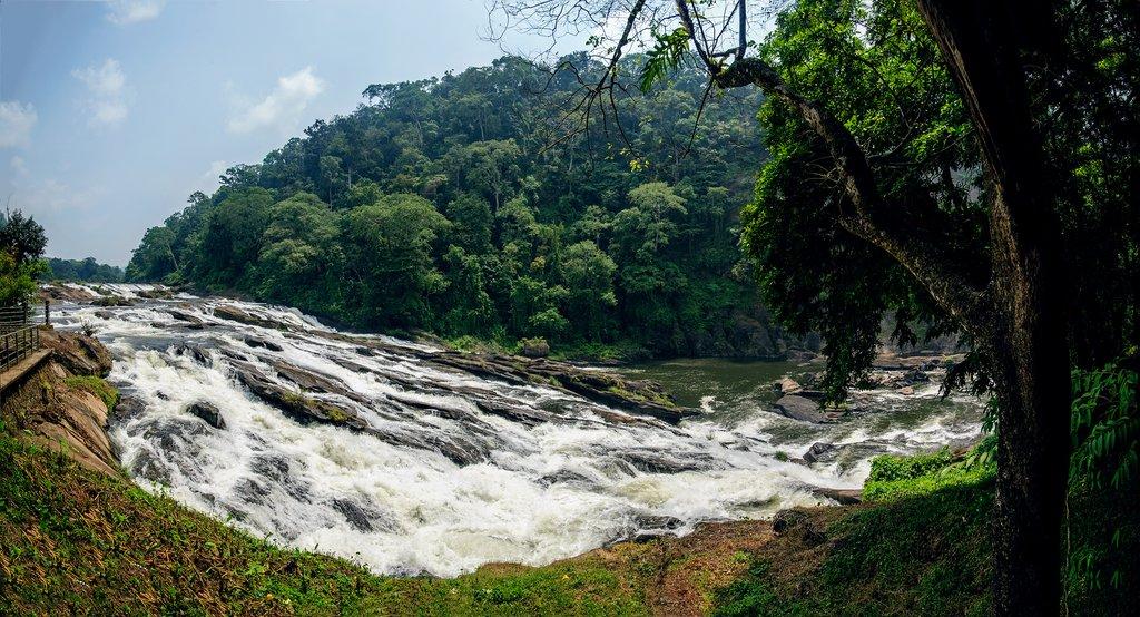 Vazachal in Thrissur