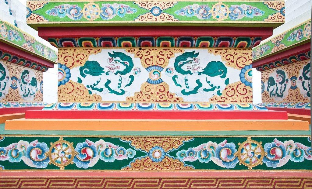 Phelri Nyingmapa Monastery, Kalimpong