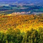 Hiking the Pilgrim Path from Siena to Monteriggioni