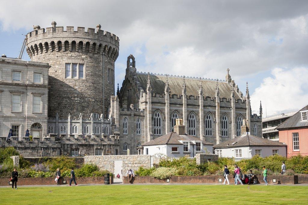 Ireland - Dublin - Dublin Castle