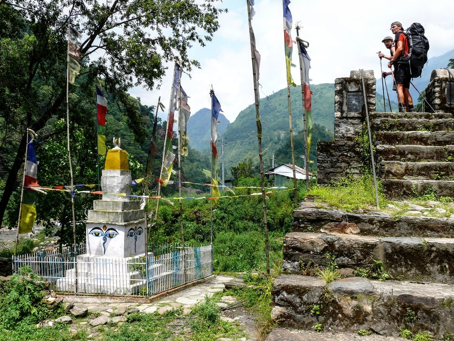 How to Get from Kathmandu to Koto
