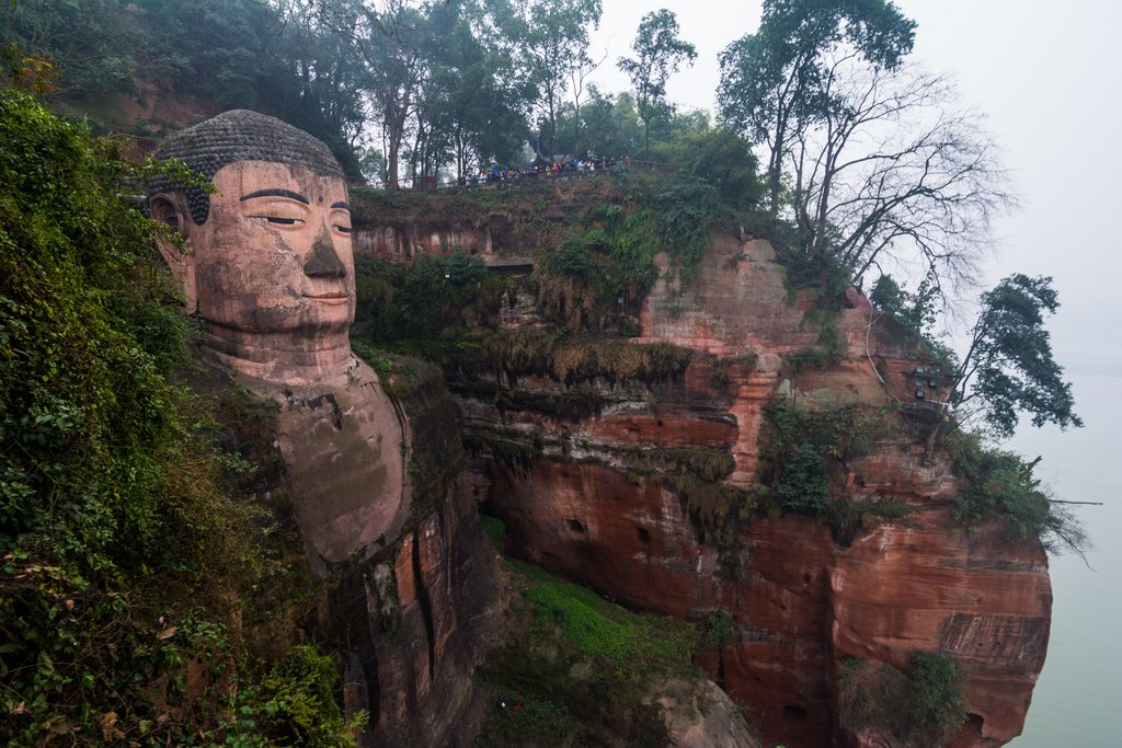 World's largest statue of Buddha