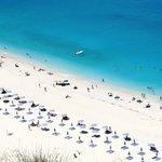 Self-Guided Beach Day near Rethymno